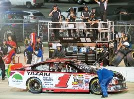 NASCARメカニック体験