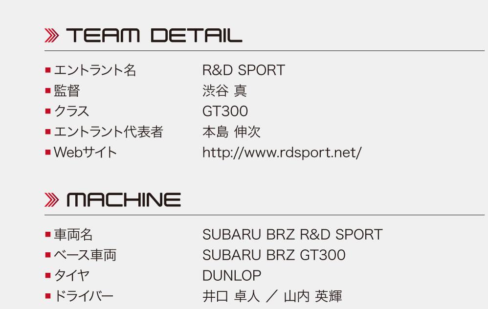 38:R&D SPORT