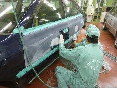 塗装用下地処理