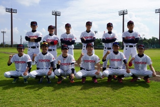 野球部新チーム!